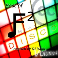 Cover der CD-Compilation »Best of frei² Disco«