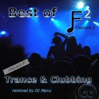 Cover der neuen Best of Frei² Disco vol. 5 Trance & Clubbing