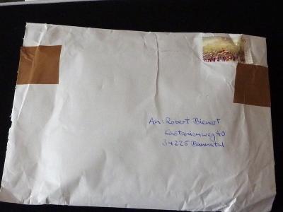 Brief an die Redaktion von frei²