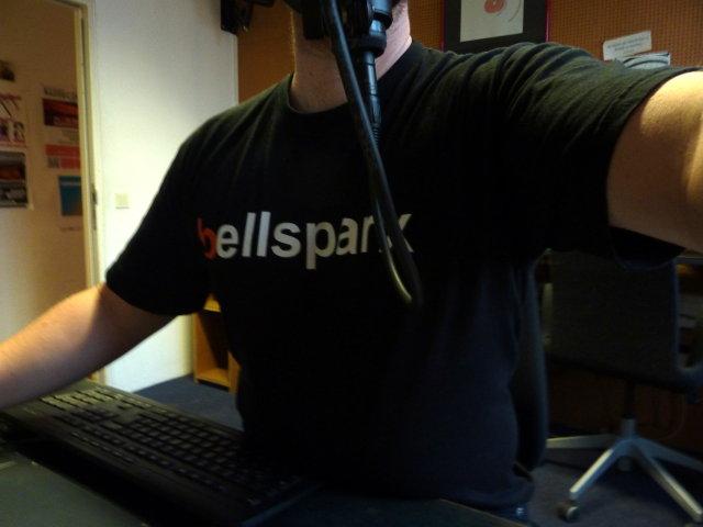 bellsparx-T-Shirt