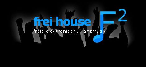 offizielles Banner der »frei House Disco Nacht #3«, erstellt von DJ Manu