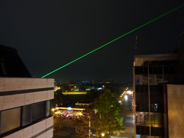 Laserscape Kassel